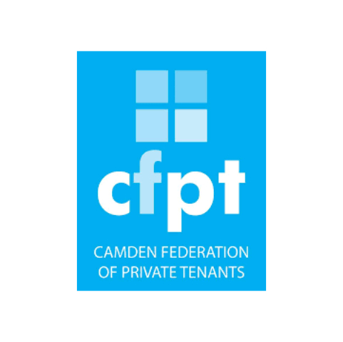 Camden Federation Of Private Renters logo