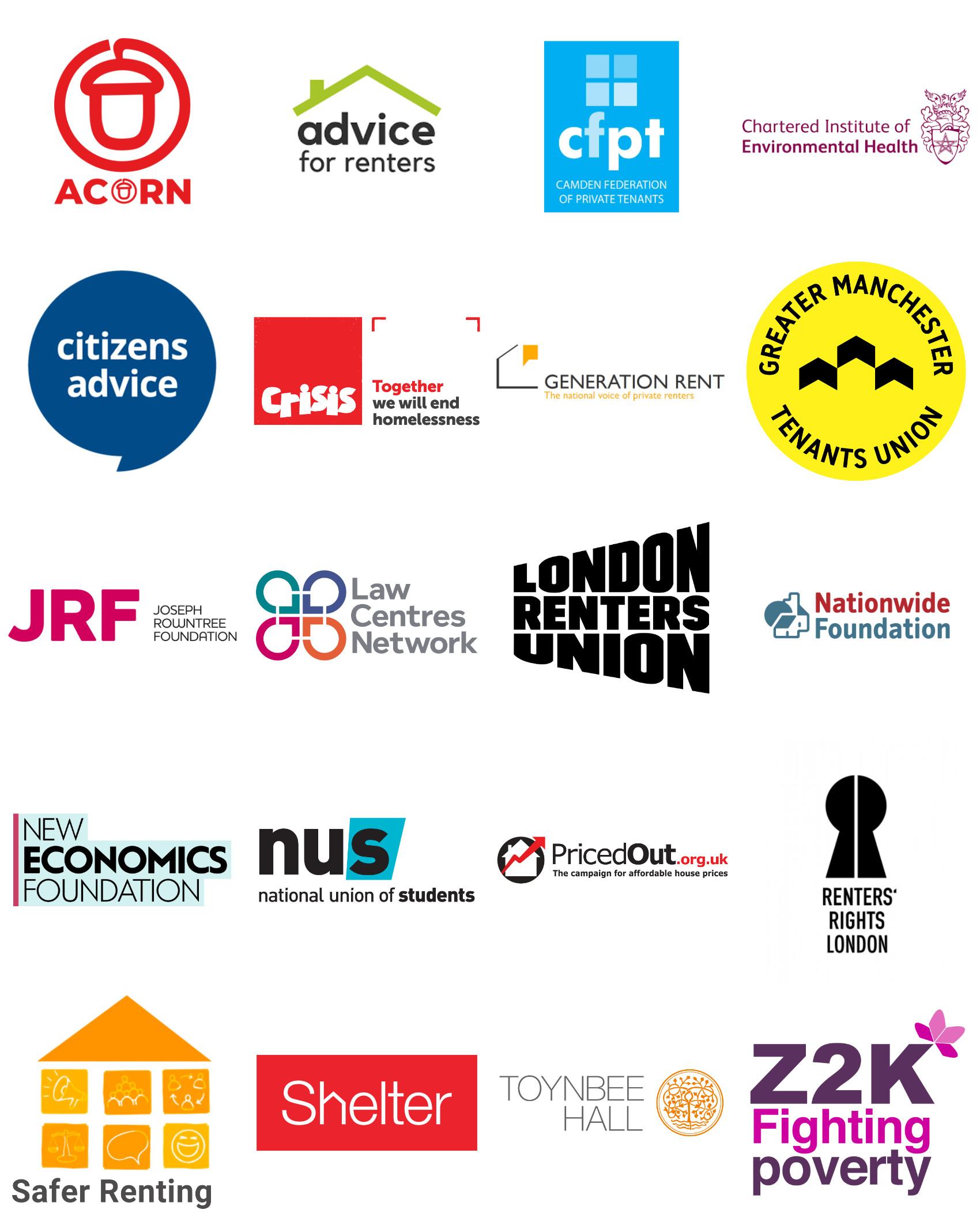 RRC Members logos